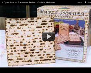 The Best of Erev Pesach